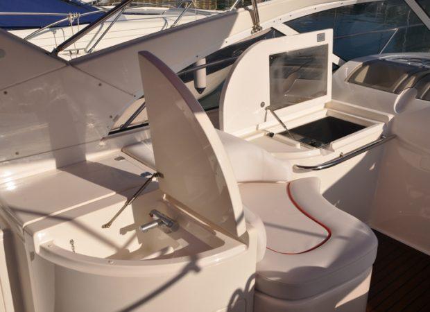 fairline 43 palma de mallorca yacht hire