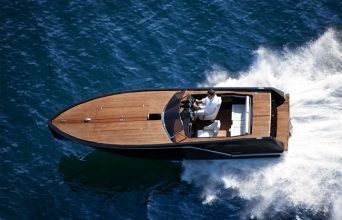 frauscher electric boat