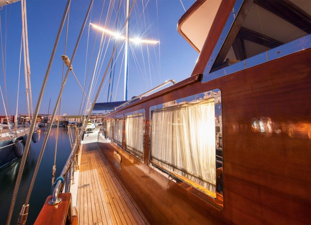 goleta y veleros alquiler mallorca ibiza