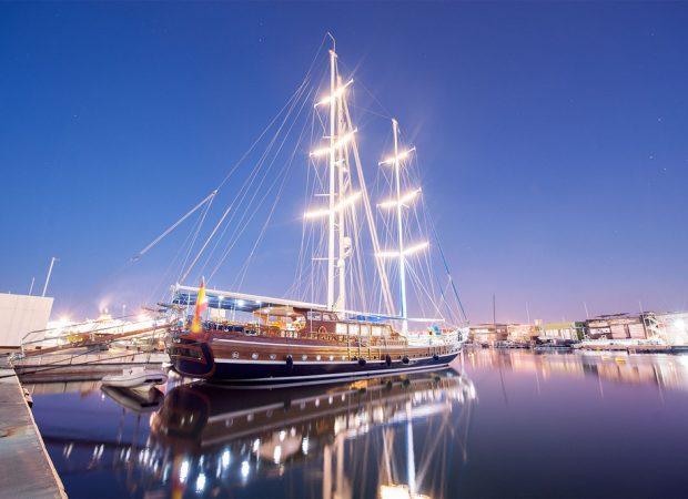 gulets sailboats charter mallorca ibiza