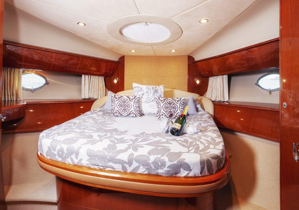 princess v58 shaka laka yacht charter ibiza