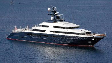 tranquility superyacht