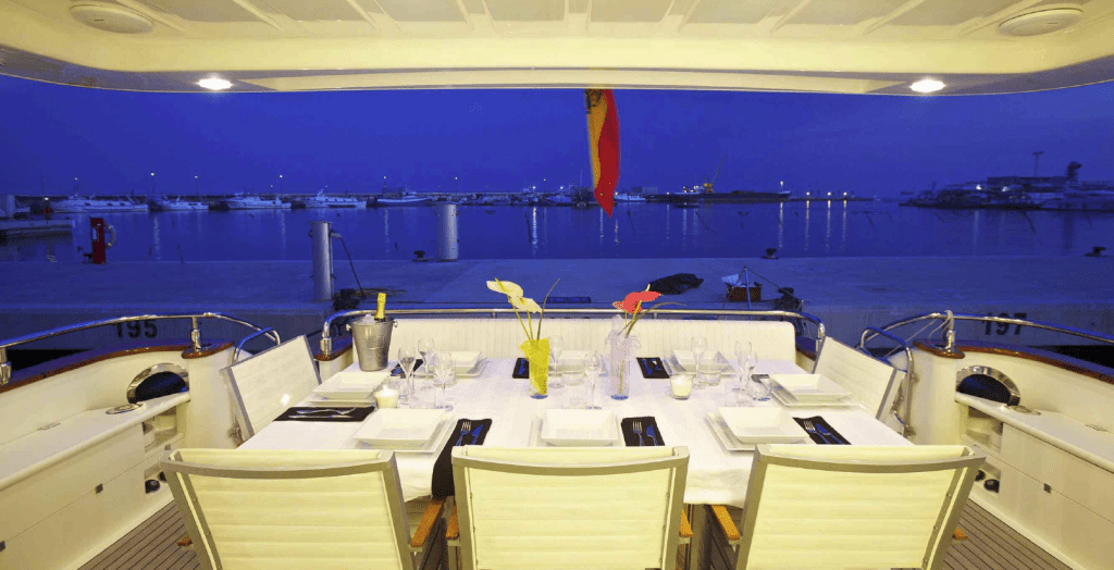 astondoa 72 mayte yacht charter ibiza formentera
