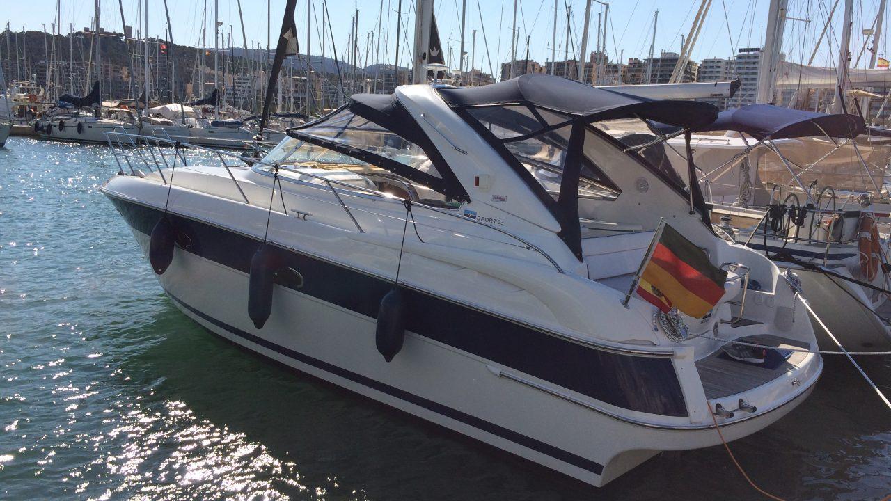 bavaria 33 sport barcos alquiler mallorca
