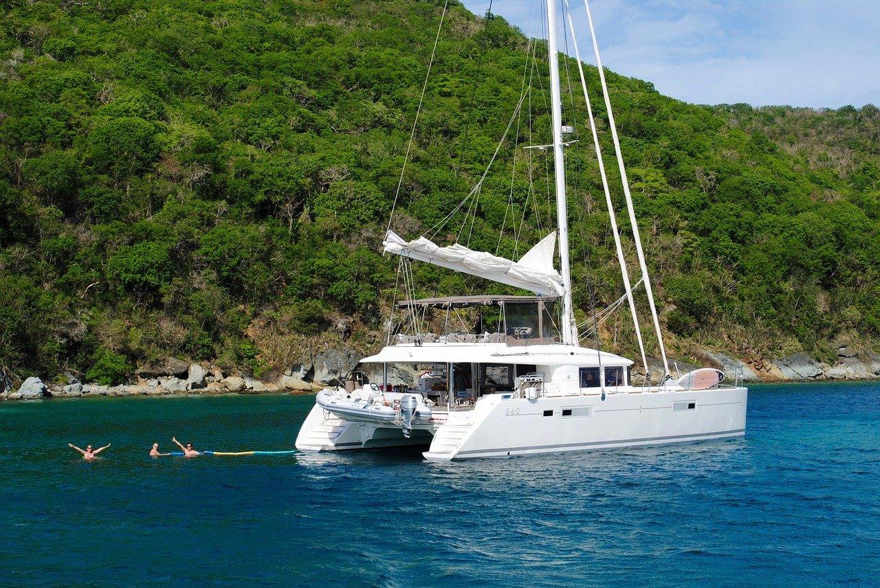 charter catamaran mallorca ibiza balearic islands