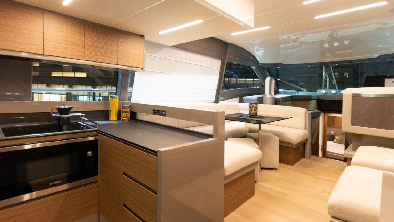 saloon ferretti 450 boat charter and yachts mallorca
