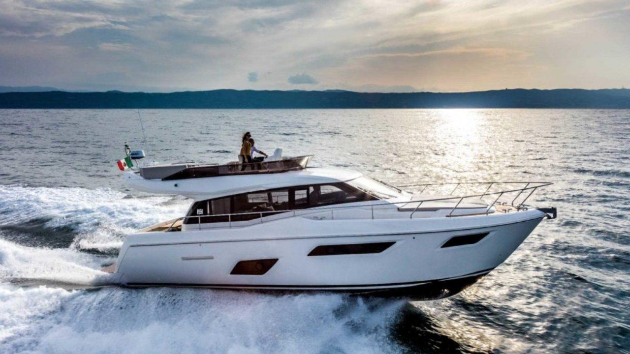 ferretti 450 boat for charter in mallorca