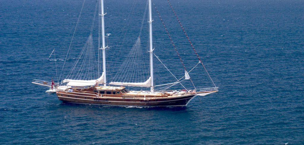gulet 35m boat charter ibiza