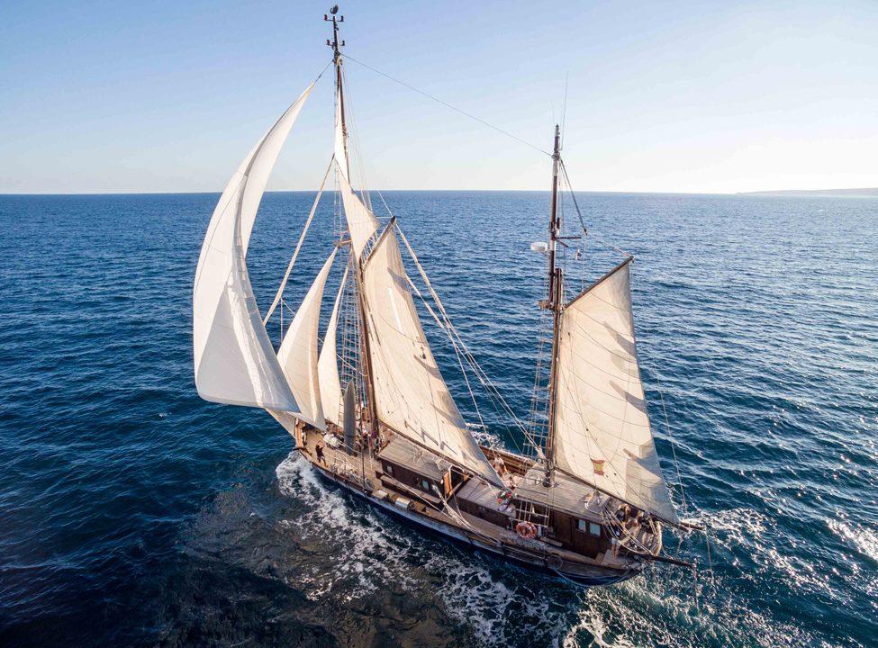 boat and gulet charter rafael verdera palma mallorca
