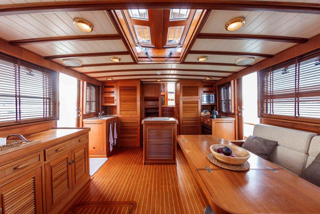 mallorca ibiza yacht charter oliver classic 20m