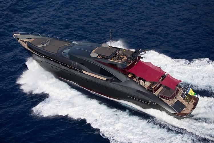 ascari palmer johnson ibiza mallorca yacht charter