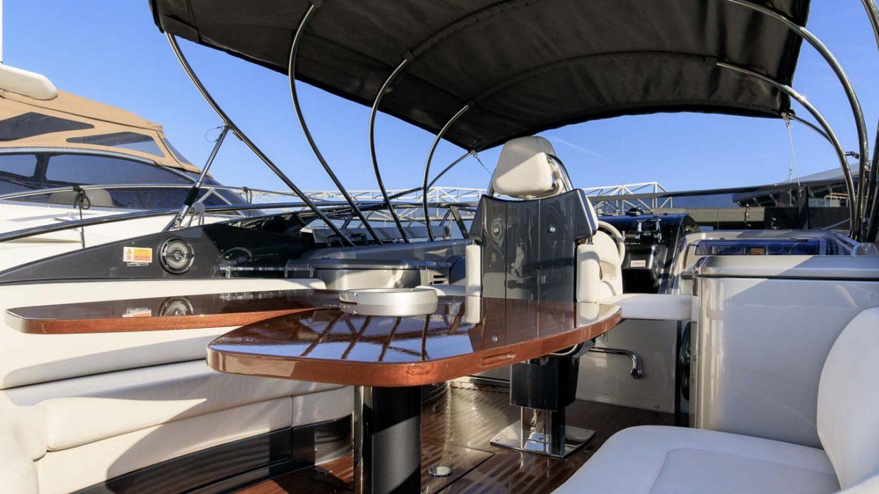riva 44 rivarama boat hire ibiza barcelona