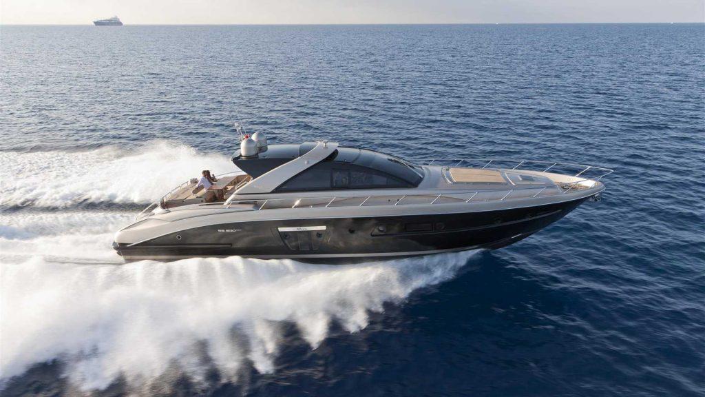 mallorca charter yacht riva ego 68