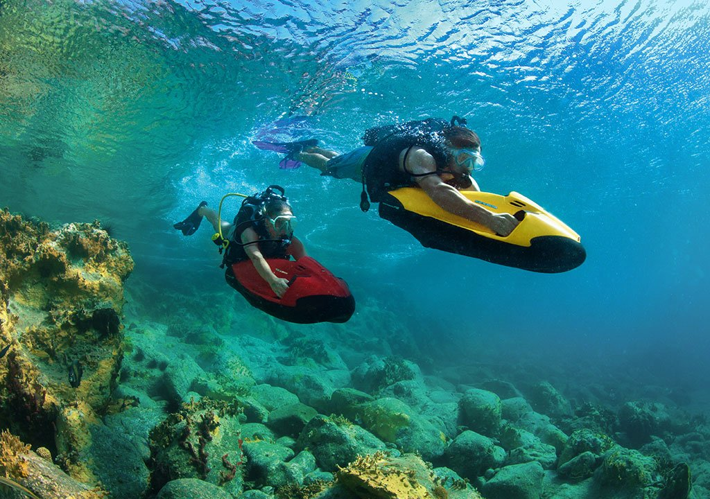 seabob underwater sea toy