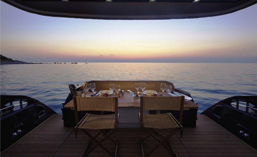 sessa 54 flying dori yacht charter mallorca and ibiza