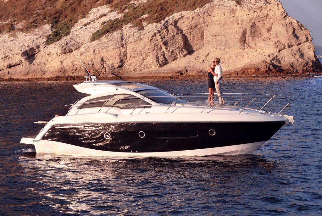 sessa c35 boat charter in mallorca