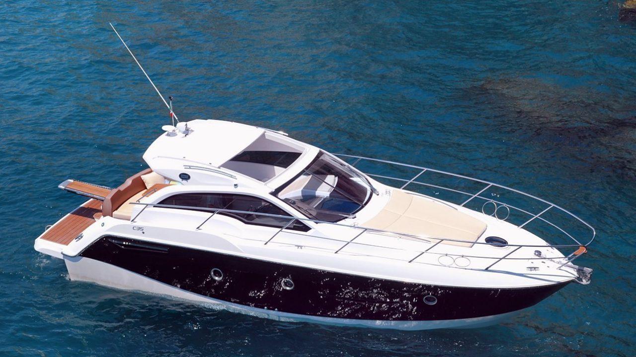 sessa c35 boat for charter mallorca