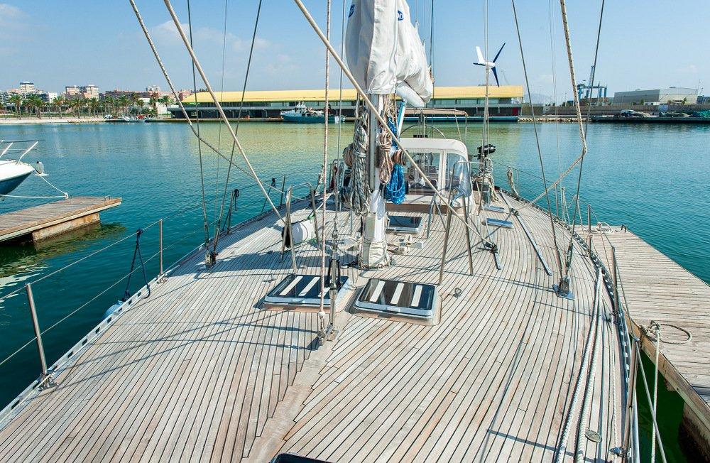 sciomachen 56 pepolo sail boat charter mallorca