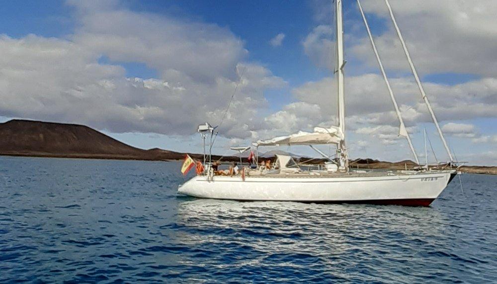sciomachen 56 pepolo sail boat charter lanzarote