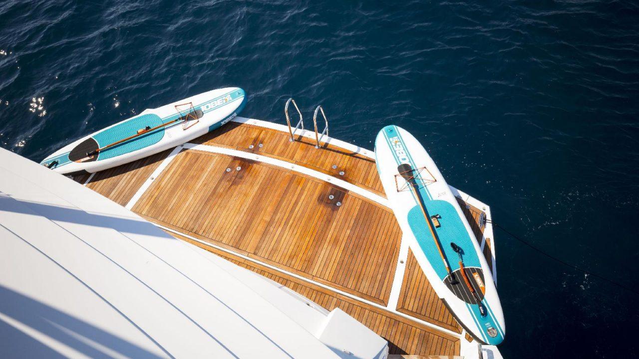 sunseeker 28m spontaneous yacht hire mallorca ibiza
