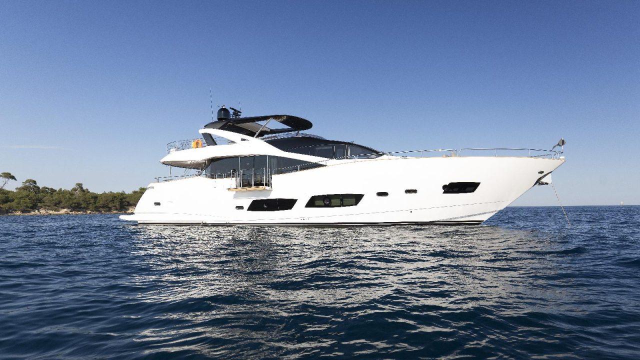 sunseeker 28m spontaneous charter balearics islands