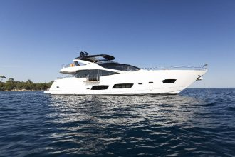 sunseeker 28m  spontaneous charter balearics islands