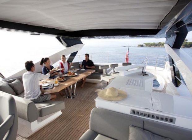 sunseeker 86 yacht stardust mallorca ibiza
