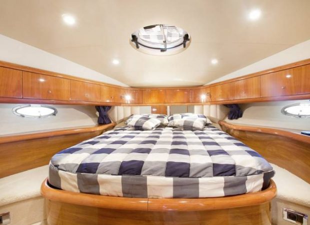 sunseeker 50 motor boat charter barcelona