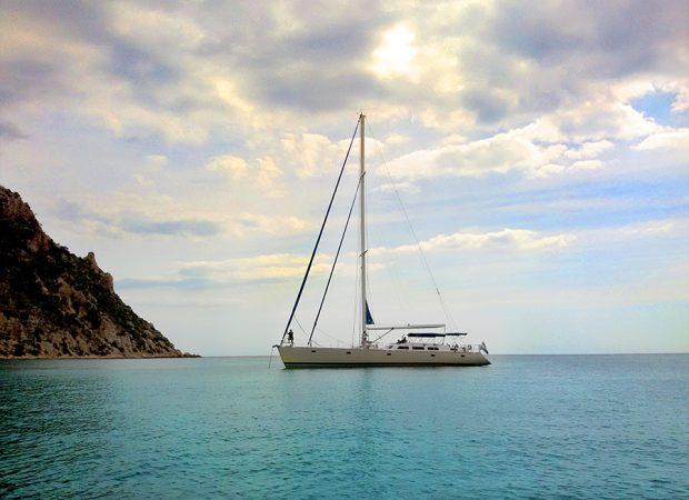 veleros alquiler ibiza voyager dreams