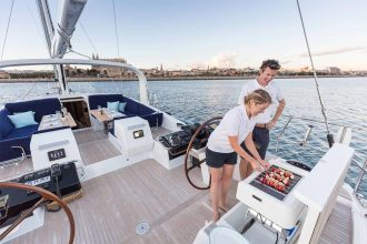 crewed charter balearic islands