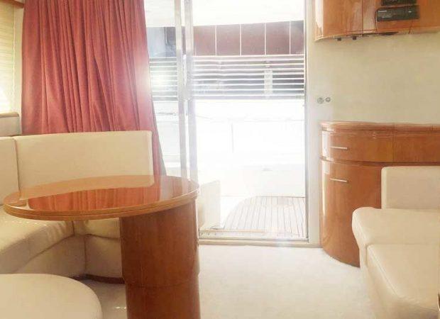 yacht hire mallorca astondoa 43 sueño