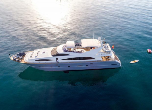yachts for rental ibiza