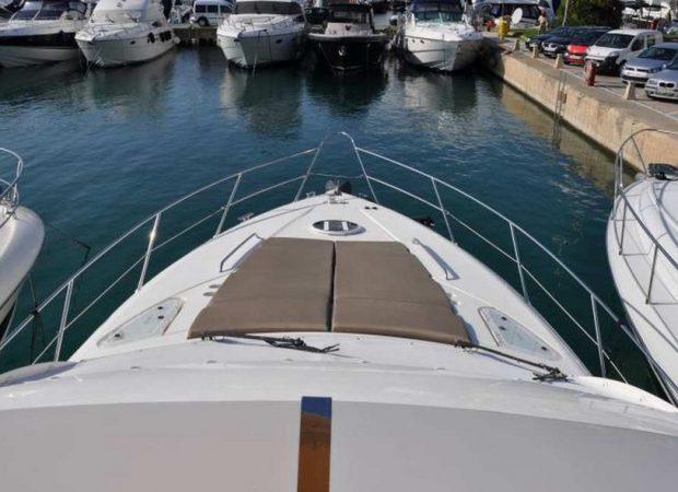 fairline 50 mallorca boat charter