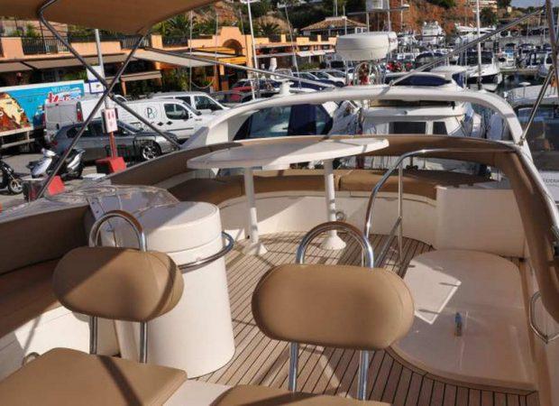 fairline 50 mallorca barcos
