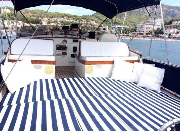 grand banks 42 barcos con tripulacion