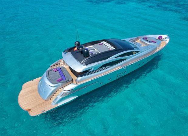 ibiza pro yachts charter pershing 90 shalimar