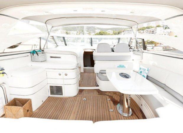 charter mallorca princess 58 darlin