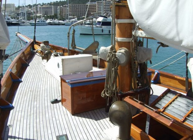 sailboat rental mallorca sparkman so fong