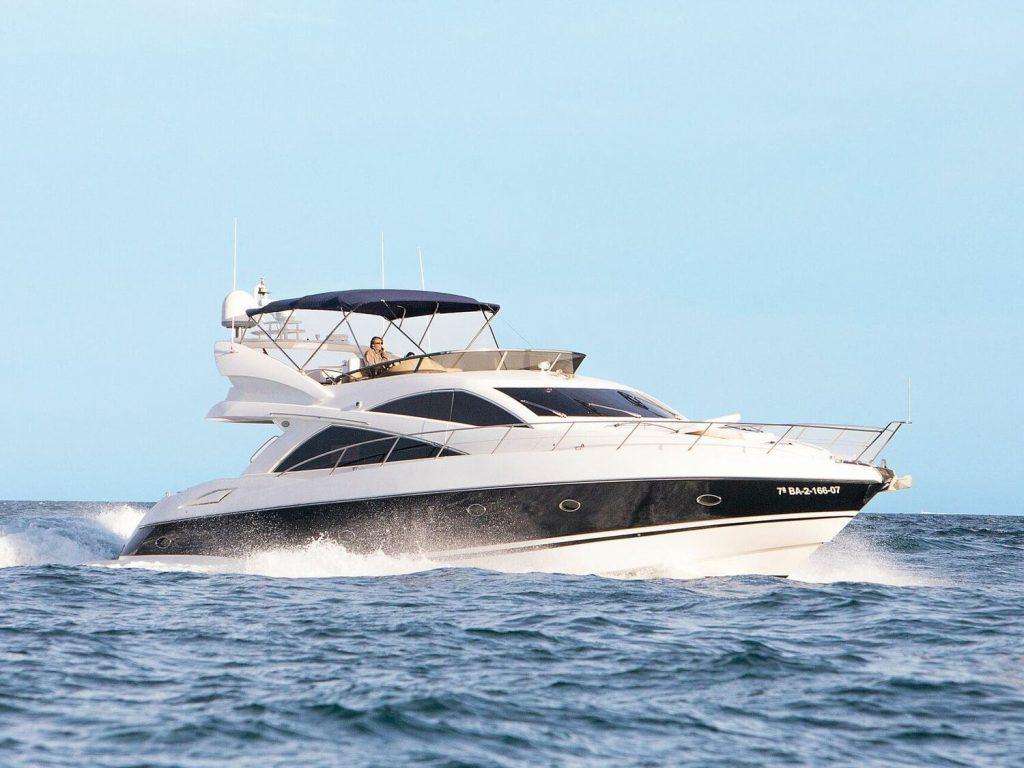 suneeker 66 mediterrani alquiler yates islas baleares