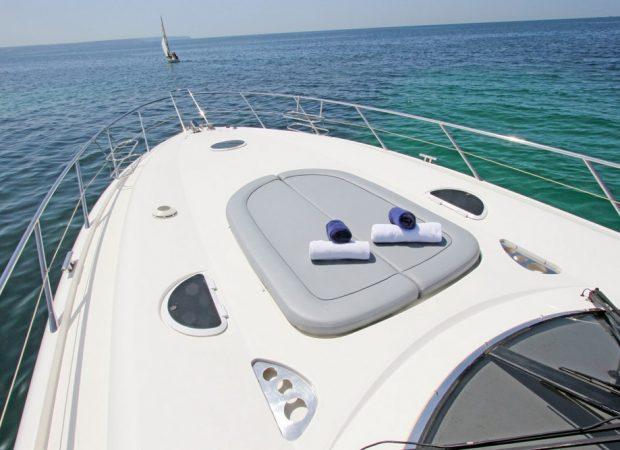 sunseeker 58 silence luxury charter mallorca