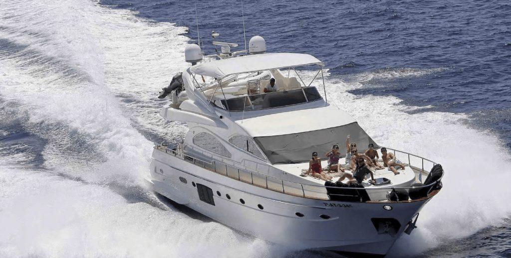 astondoa 72 mayte alquiler de barcos ibiza