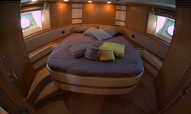 boat rib charter baia aqua 54