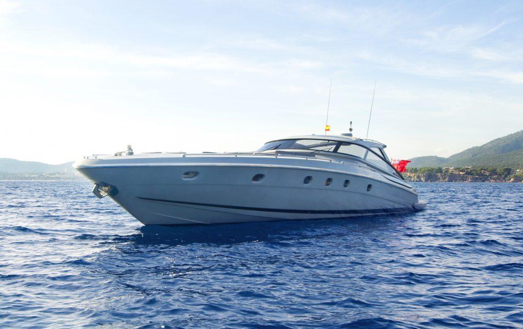 baia 63 open yachts mallorca
