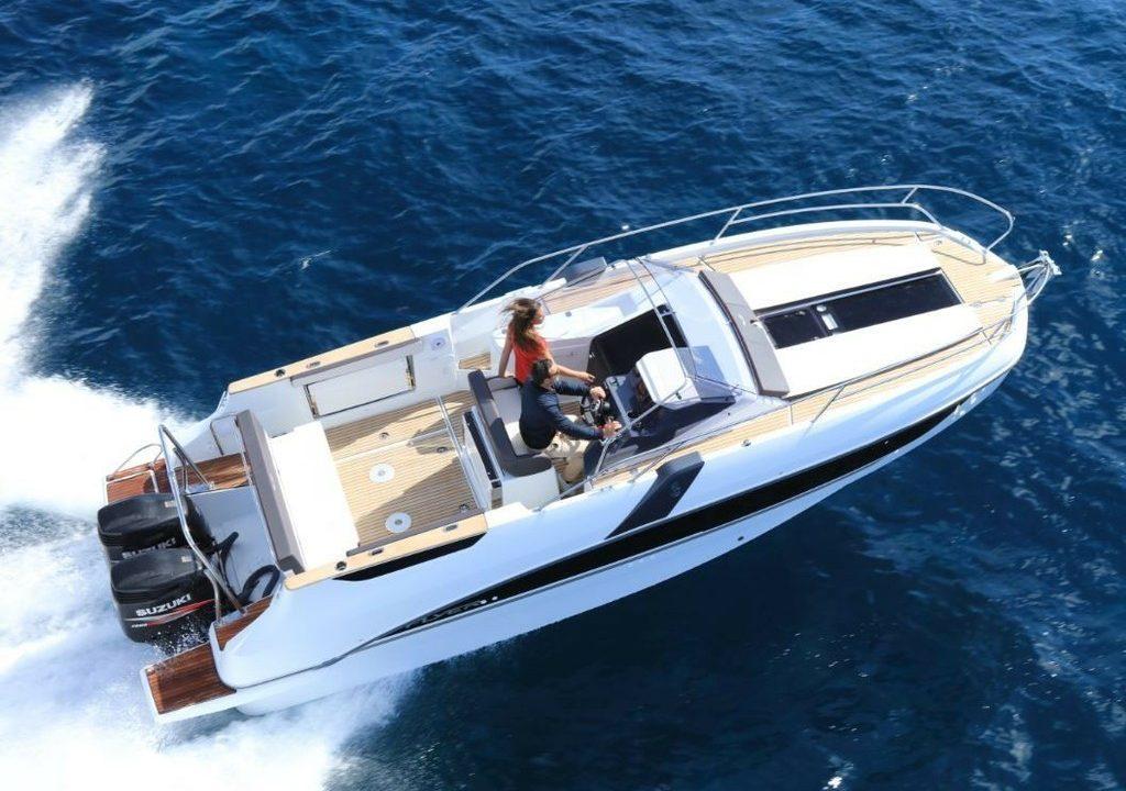 alquiler barcos mallorca beneteau flyer 8,8