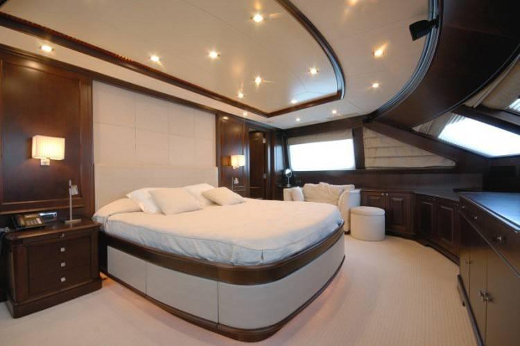 luxury yacht charter ibiza mallorca benetti 122 elena nueve