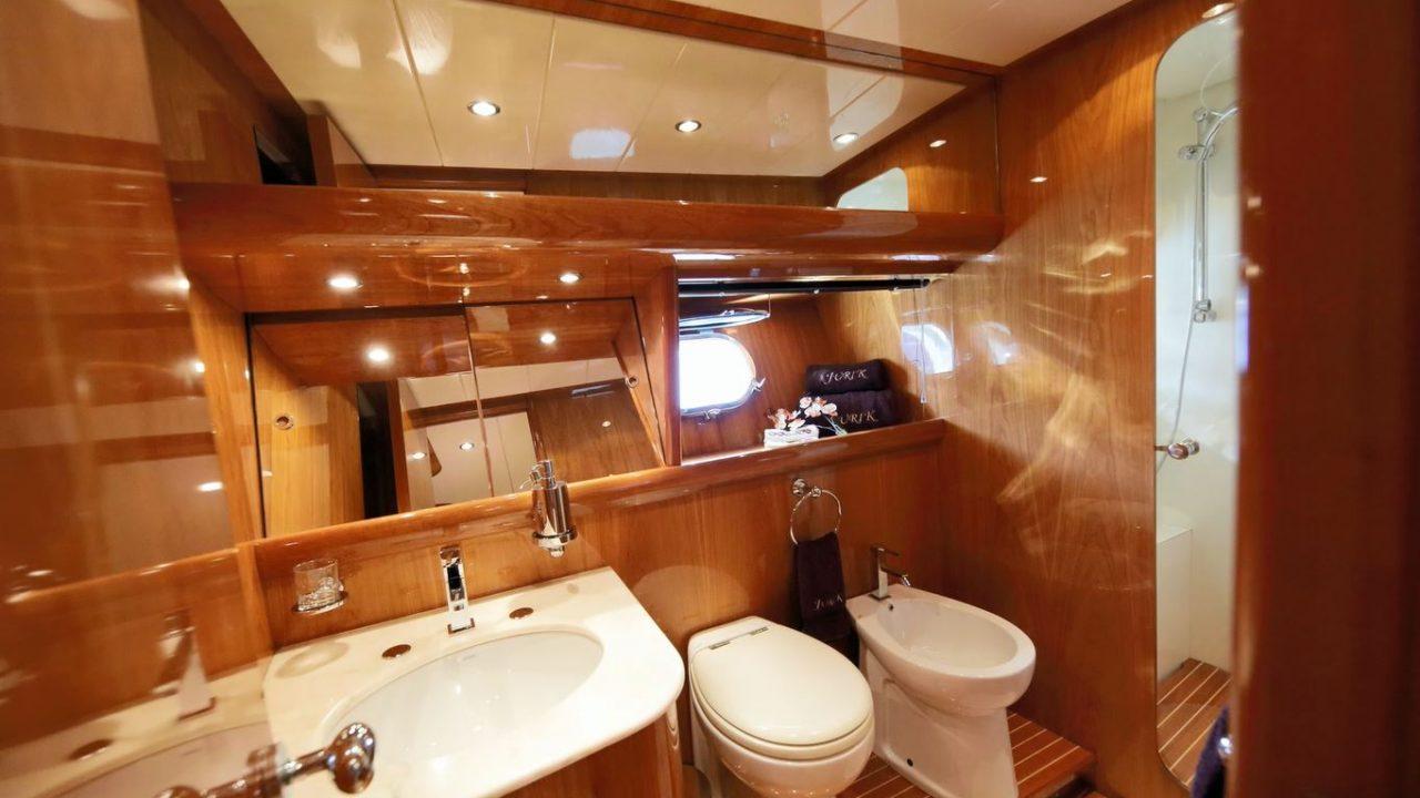 canados 80 jurik crewed boat charter mallorca