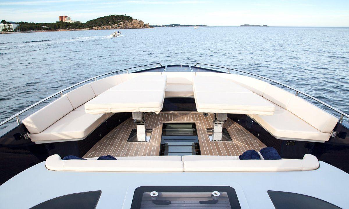 boat charter ibiza formentera continental 50 double K