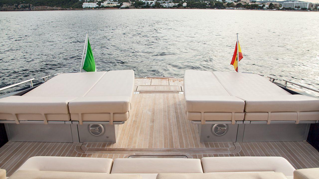 alquiler barcos ibiza formentera continental 50 double K