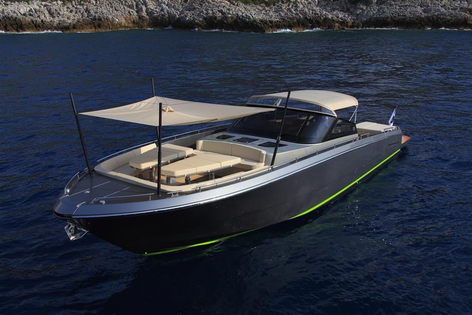 continental 50 tender alquiler barcos menorca
