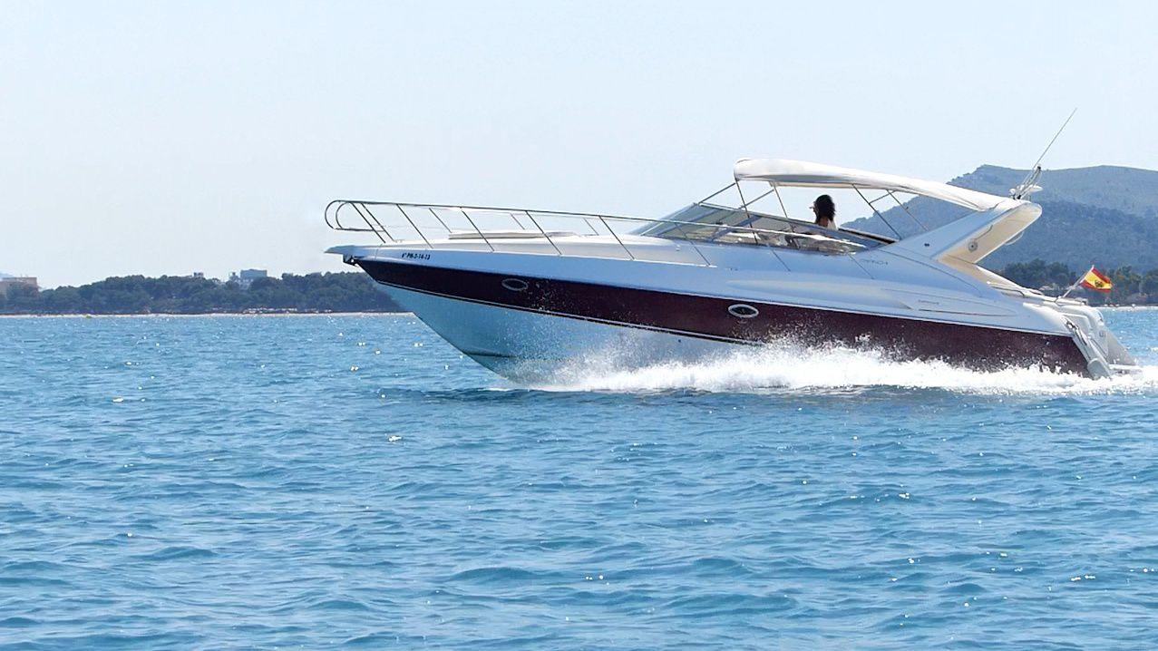 alcudia mallorca barcos alquiler cranchi 39 endurance